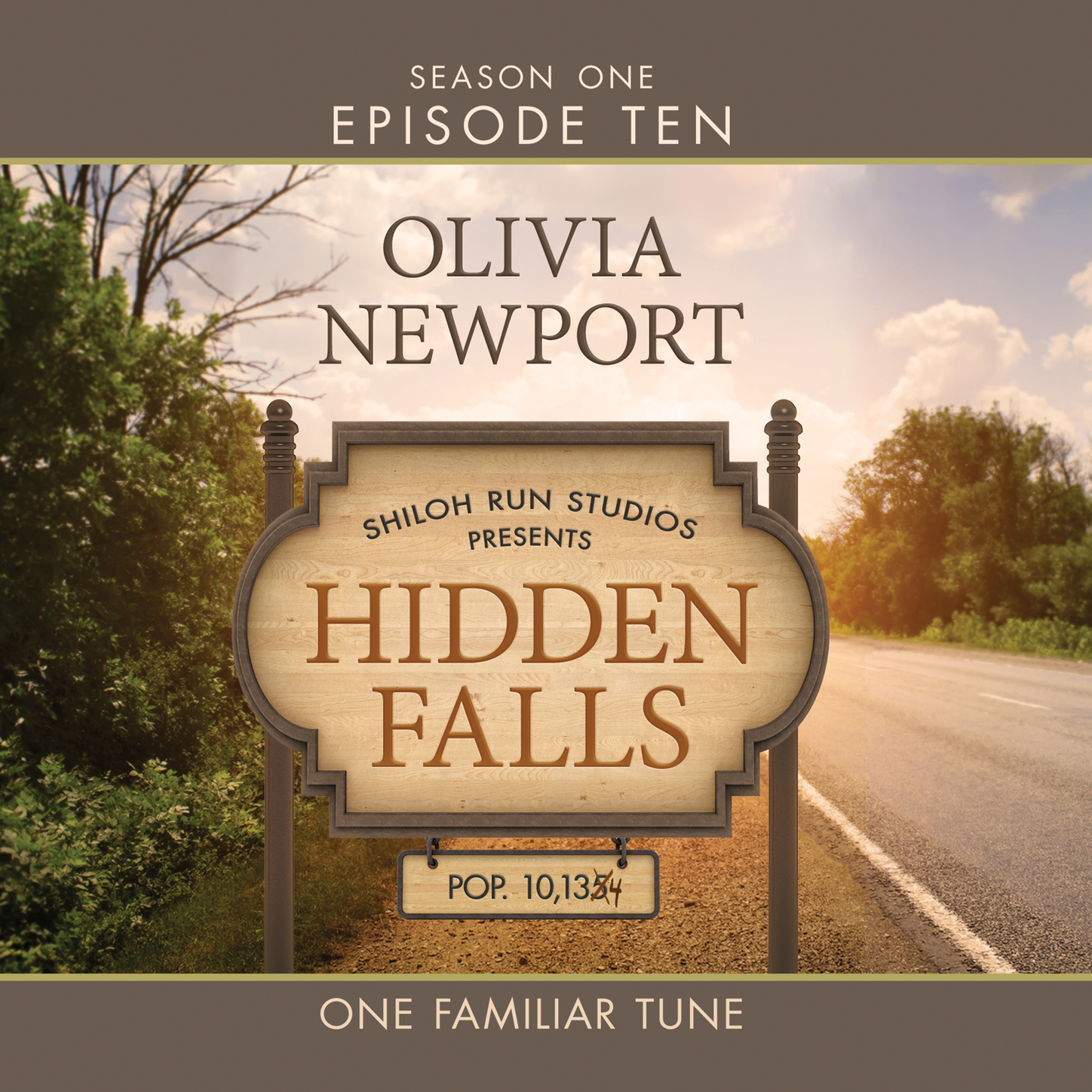 Скачать Hidden Falls, Season 1, Episode 10: One Familiar Tune (Unabridged) - Olivia Newport