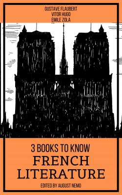 3 Books To Know French Literature - Victor Hugo 3 books to know