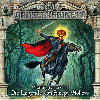 Gruselkabinett, Folge 68: Die Legende von Sleepy Hollow - Washington Irving