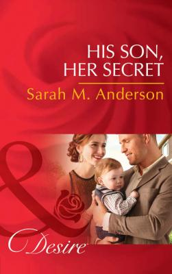 His Son, Her Secret - Sarah M. Anderson