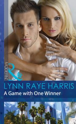 A Game with One Winner - Lynn Raye Harris Mills & Boon Modern