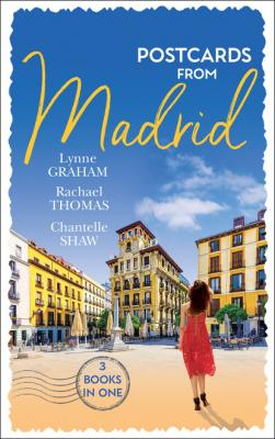 Postcards From Madrid - Lynne Graham Mills & Boon M&B