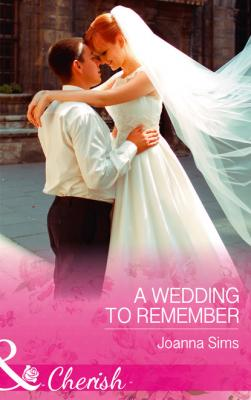 A Wedding To Remember - Joanna Sims The Brands of Montana