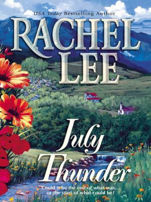 July Thunder - Rachel  Lee Mills & Boon Silhouette