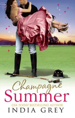 Champagne Summer - India Grey Mills & Boon M&B