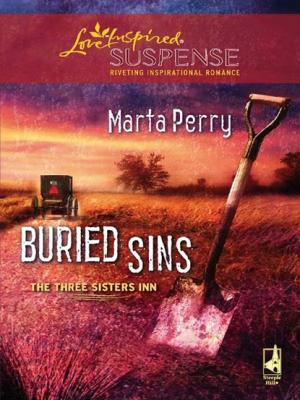 Buried Sins - Marta  Perry Mills & Boon Love Inspired