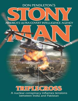 Triplecross - Don Pendleton Gold Eagle Stonyman