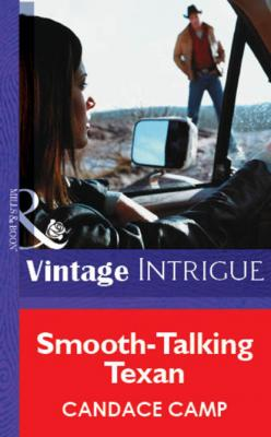 Smooth-Talking Texan - Candace Camp Mills & Boon Vintage Intrigue