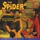 Скачать Devil's Pawnbroker - The Spider 44 (Unabridged) - Grant Stockbridge