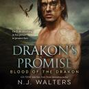 Скачать Drakon's Promise - Blood of the Drakon, Book 1 (Unabridged) - N.J. Walters