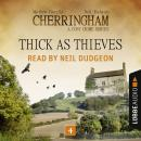 Скачать Thick as Thieves - Cherringham - A Cosy Crime Series: Mystery Shorts 4 (Unabridged) - Matthew  Costello