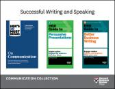 Скачать Successful Writing and Speaking: The Communication Collection (9 Books) - Harvard Business Review