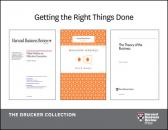 Скачать Get the Right Things Done: The Drucker Collection (6 Items) - Peter F. Drucker