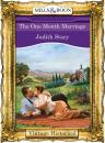 Скачать The One Month Marriage - Judith Stacy